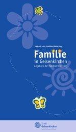Familie - Stadt Gelsenkirchen, Referat Erziehung und Bildung