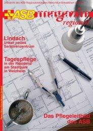 regional - Arbeiter-Samariter-Bund ASB Rems-Murr/Schwäbisch ...