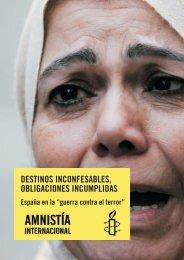 Informe completo - Amnistía Internacional España