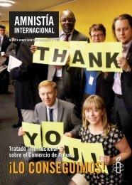 ¡LO CONSEGUIMOS! - Amnistía Internacional España