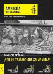 ¡por un tratado que salve vidas! - Amnistía Internacional España
