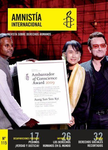 Nº 115 - Amnistía Internacional España