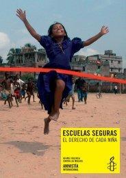 ESCUELAS SEGURAS - Cátedra Unesco de Derechos Humanos