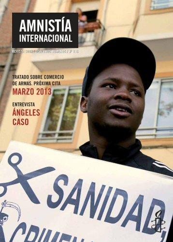 MARZO 2013 ÁNGELES CASO - Amnistía Internacional España