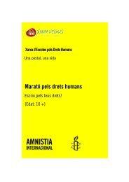 Marató pels drets humans