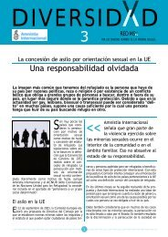 Definición de refugiado - Amnistía Internacional España
