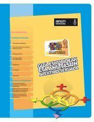 Hemen - Amnistía Internacional España - Amnesty International