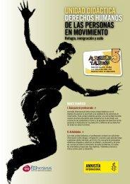 unidad didáctica derechos humanos de las personas en movimiento