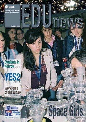 No 6 July 2004 - ESA