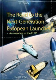 The Road to the Next-Generation European Launcher The ... - ESA