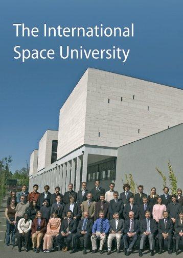The International Space University - ESA