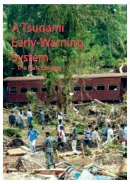 A Tsunami Early-Warning System A Tsunami Early-Warning ... - ESA
