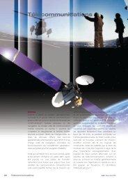 Télécommunications - ESA