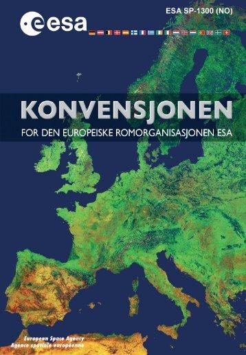 ESA-konvensjonen