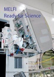 MELFI Ready for Science - ESA