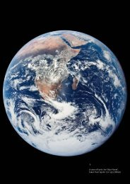 A view of Earth, the 'Blue Planet', taken from Apollo 17 in 1972 ... - ESA