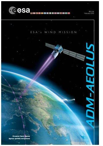 ADM-Aeolus brochure (pdf) - ESA