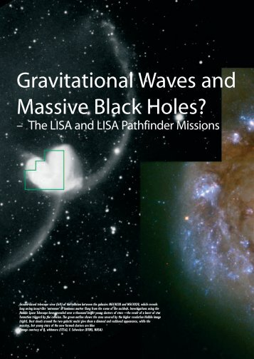 Gravitational Waves and Massive Black Holes? – The LISA