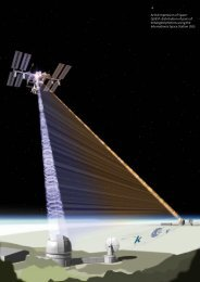 Artist impression of Space- QUEST: distribution of pairs of entangled ...