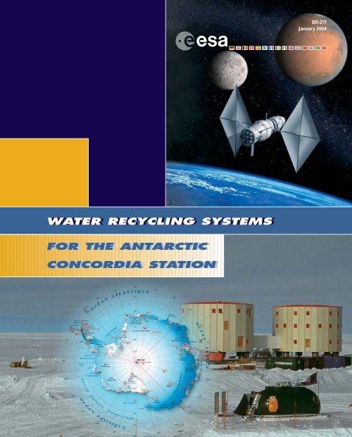 water recycling systems water recycling systems - ESA