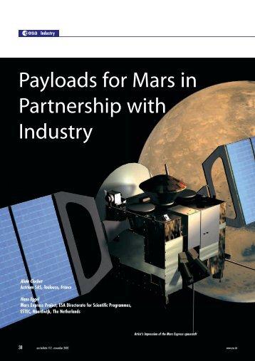 ESA Bulletin No. 112 - November 2002