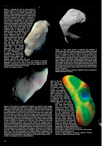 ISO and Asteroids - ESA