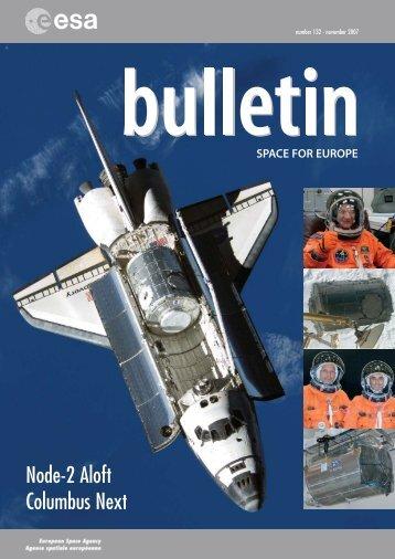 Bulletin 132 - ESA