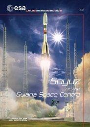 Soyuz at the Guiana Space Centre - ESA