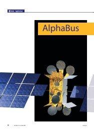 AlphaBus - ESA
