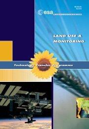 Land use & monitoring - ESA