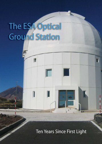 The ESA Optical Ground Station