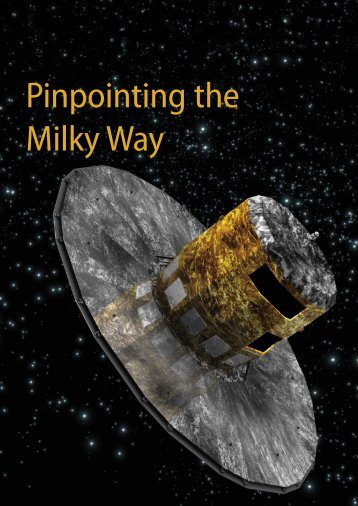 Pinpointing the Milky Way - ESA