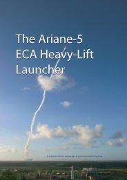 The Ariane-5 ECA Heavy-Lift Launcher - ESA