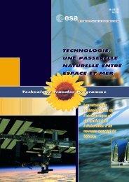 La technologie de l'Hydraplaneur - ESA