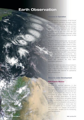 Earth Observation - ESA