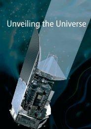 Unveiling the Universe - ESA