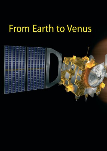From Earth to Venus - ESA