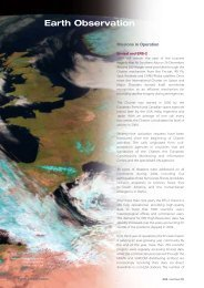 Earth Observation - ESA