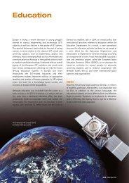Education - ESA