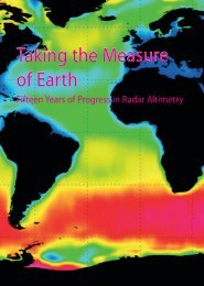 Taking the Measure of Earth - ESA