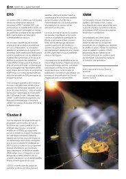 ERS Cluster-II XMM - ESA
