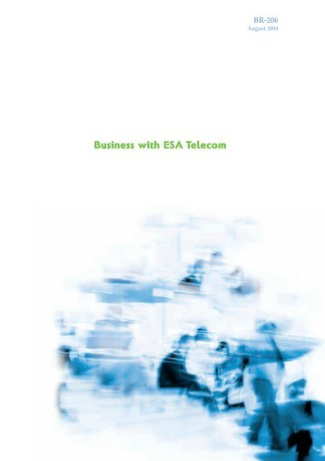 Business with ESA Telecom