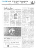 20/09/06 THE WALL STREET JOURNAL EUROPE - Esade - Page 5