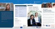 Flyer - ESB Business School