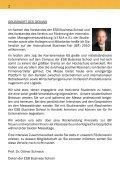 IBF 2010 - International Business Fair- ESB Business School - Page 2