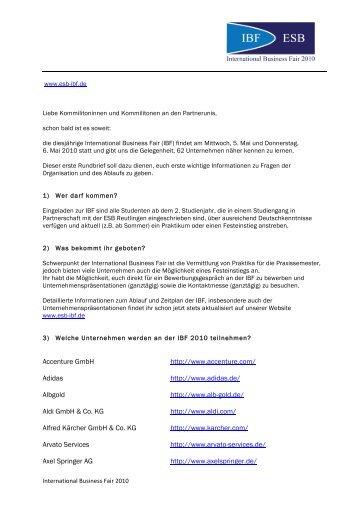 Accenture GmbH http://www.accenture.com/ Adidas http://www ...