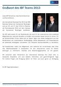 Messebroschüre - International Business Fair- ESB Business School - Page 5