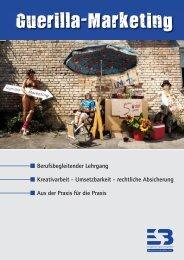 Guerilla-Marketing - ESB Europäische Sponsoring-Börse