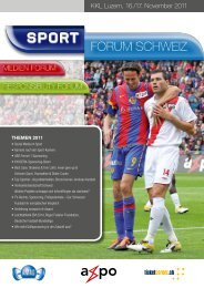 PDF Download - Sport.forum.schweiz