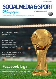 Social Media & Sport Magazin Juni (Size 8MB) - Result-Sports